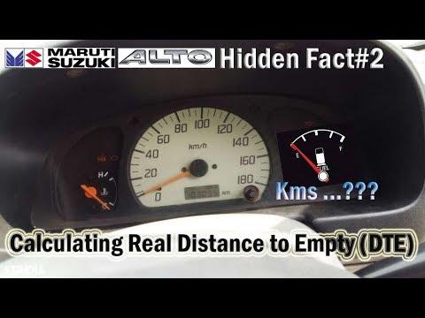 Maruti Suzuki Alto Lx Hidden Fact#2
