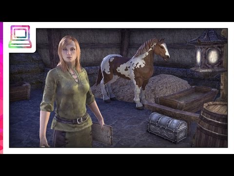 The Elder Scrolls Online - Horse Riding