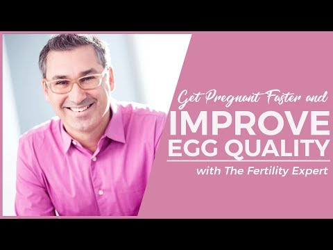 Get Pregnant Faster: Improve Egg Quality