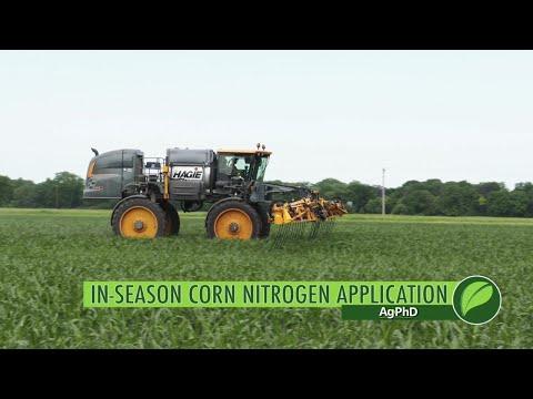 Managing Nitrogen In Corn #1050 (Air Date 5-20-18)