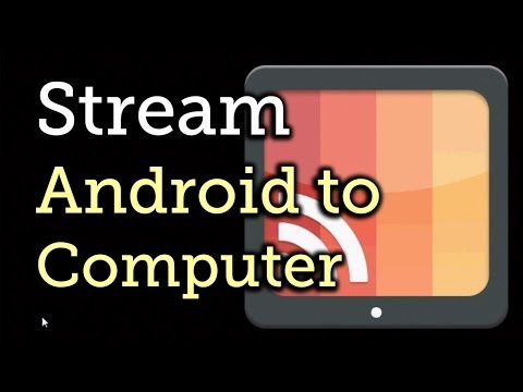 Cast Media from Your Android Phone or Tablet to Your Computer [How-To]