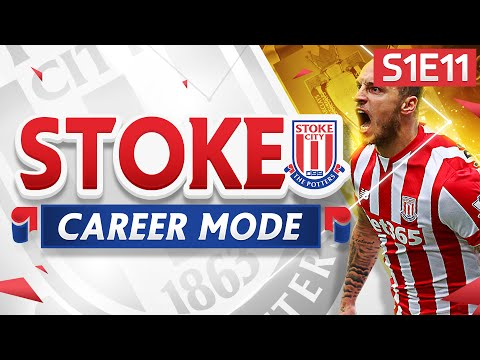 FIFA 16 Stoke Career Mode - SEASON FINALE! RACE FOR TOP 4! - S1E11