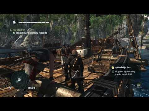 Assassin's Creed IV l Glitch #3