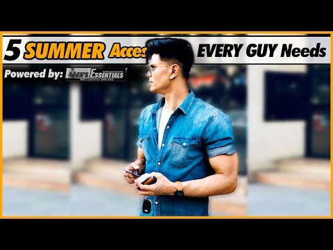 5 Summer Accessories EVERY Guy NEEDS | Must Have Accessories for Indian Men | Mayank Bhattacharya