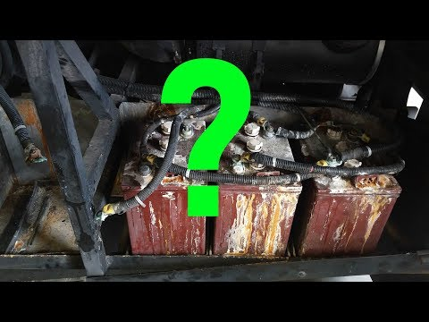 Why Do Diesels Have Two Batteries?  Why Do Diesel Engines Have Multiple Batteries?