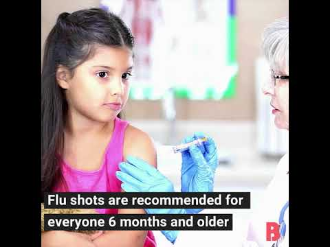 What Parents Should Know About the Flu Shot