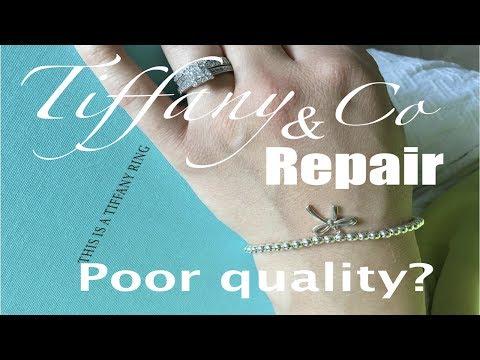TIFFANY & CO JEWELRY REPAIR
