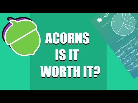 Invest Spare Change With Acorns Investing App - Covering April Changes [I Don't Use Acorns]