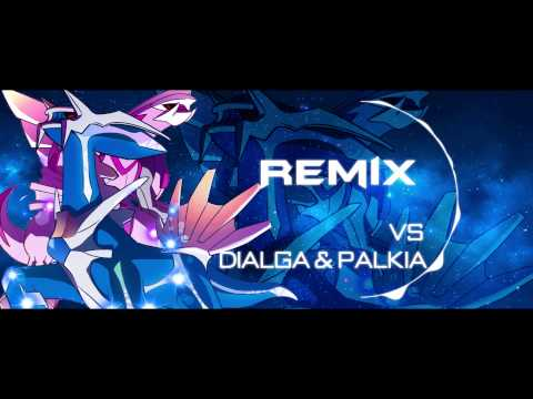 Kamex and Kalbur Collab - Pokemon Diamond and Pearl Dialga/Palkia Battle Remix