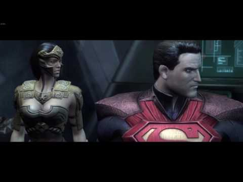 INJUSTICE  Superman is EVIL
