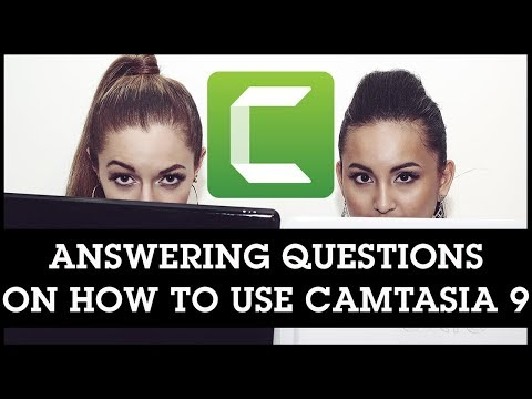 Camtasia 9 FAQ #1: Answering Your Questions on How to Use Camtasia 9