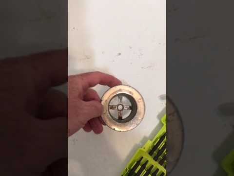 Fix: Water in between tub liner and tub
