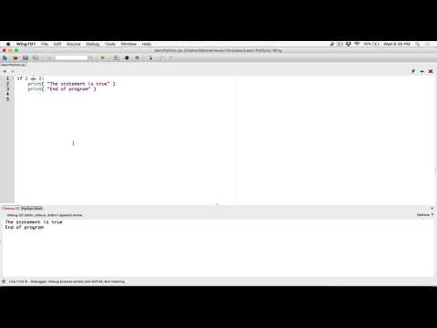 46. Boolean expressions and relational operators - Learn Python