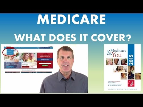 What Medicare Covers - 877-88KEITH (53484)
