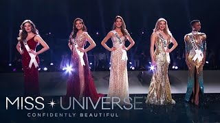 Miss Universe 2019 Final Question and Answer Round   Miss Universe 2019
