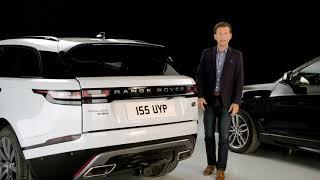 Range Rover Velar vs Porsche vs BMW Trunk Space   Land Rover USA