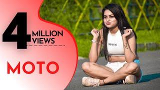 Moto | Haye Re Meri Moto | Cute Love Story | Ajay Hooda | Diler Kharkiya| Song 2020#helotrends