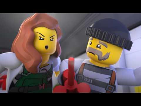 The Breakout Bunch - LEGO City - Mini Movie