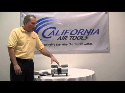 Ultra Quiet & Oil-Free Air Compressor Pumps & Motors Features