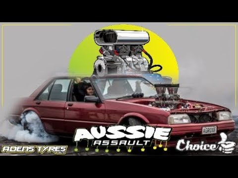 Drifting, Drags & Burnouts | Aussie Assault | 7th October 2017