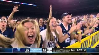 Villanova vs. North Carolina: Game highlights