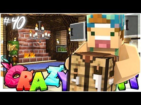 MYSTERY MAKEOVER!   EP 40   Crazy Craft 3.0 (Minecraft Youtuber Server)