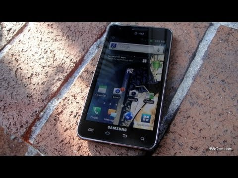 AT&T Samsung Galaxy S2 Review - BWOne.com