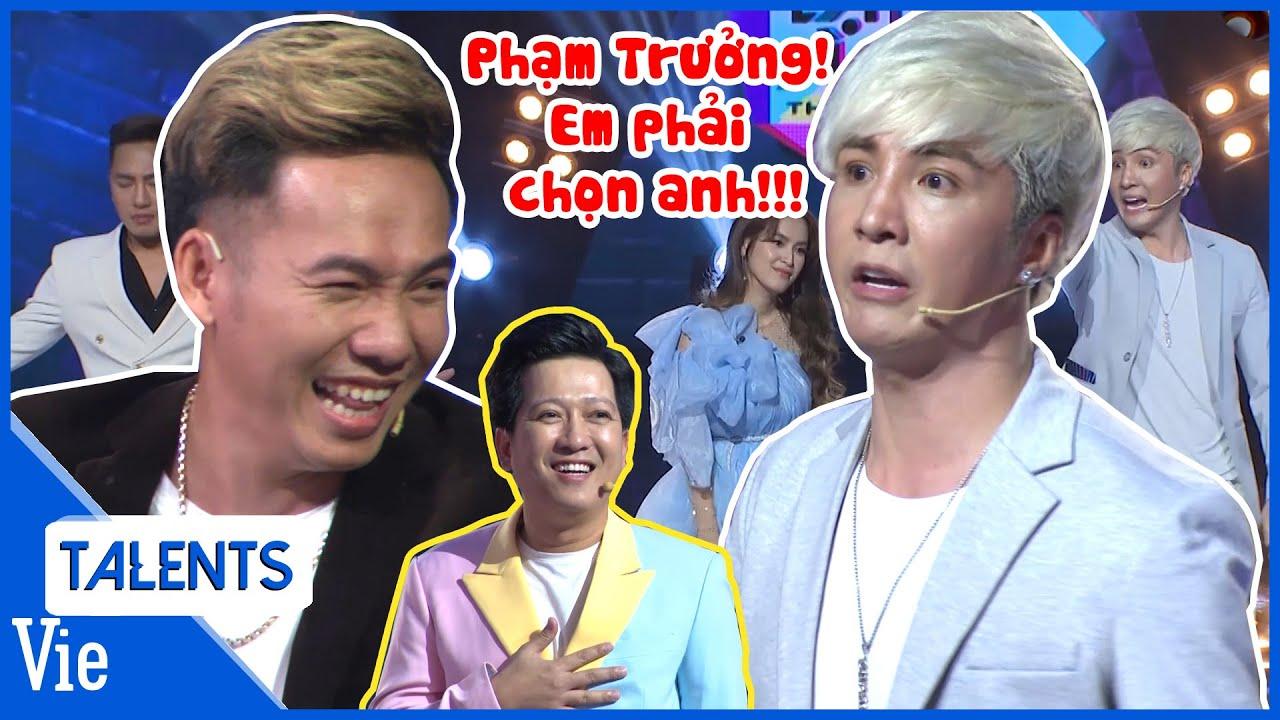 Lâm Chấn Khang yêu thương cực căng với Phạm Trưởng tại vòng chia tiền thưởng và cái kết cười té