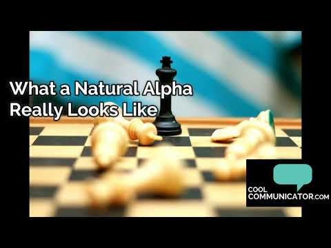 What a Natural Alpha Really Looks Like (audio)
