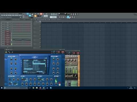 How to make Euphoric Hardstyle Melody! [FL Studio 12][Melody 4]