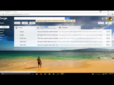 How to Change different Email Address in your Google Account - Change Google Email Address