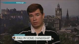 Young and not wealthy? Then forget about owning your home