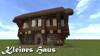 Minecraft Tutorial Kleines Haus Bauen Music Jinni - Minecraft coole hauser bauen anleitung