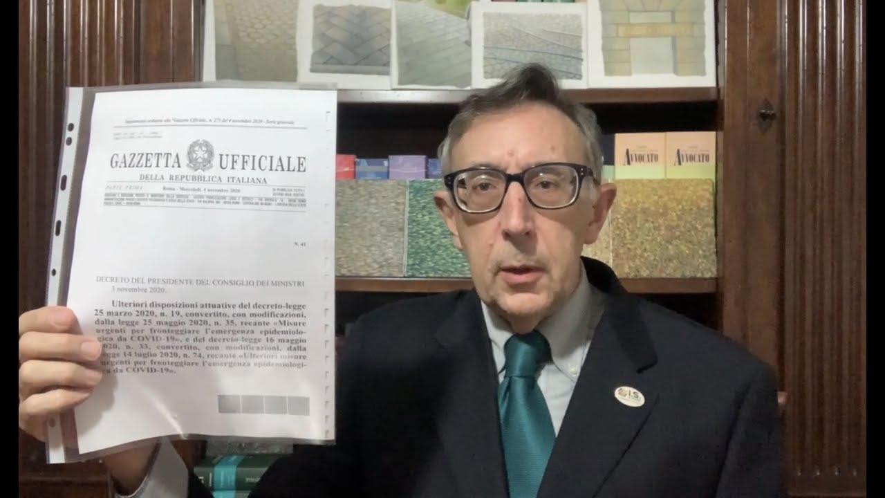 Educazione Civica 37 DPCM Norme Decreti Governo Costituzionalità