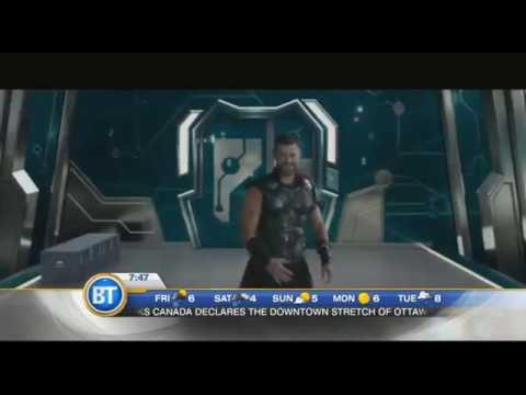 Thor's Hammers: Thor: Ragnarok & A Bad Moms Christmas