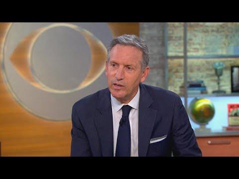 Starbucks' Howard Schultz: Anti-bias training