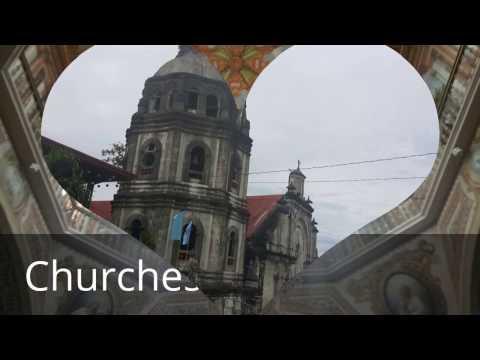 Sights of Pampanga