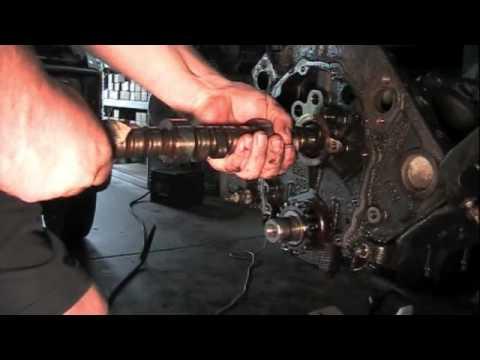 Engine rebuild part 1