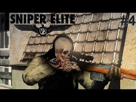 Sniper Elite v2 (co-op campaign) - Opernplatz