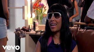 Nicki Minaj - Shots Got Me Drunk But I Won A Bet (247HH Wild Tour Stories)
