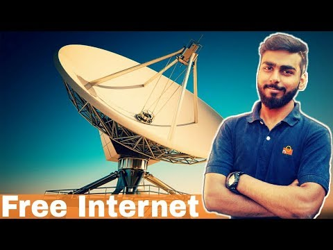 Free Internet - How to Get Lifetime Free Satellite Internet Access At Home BY Raturiji Technical