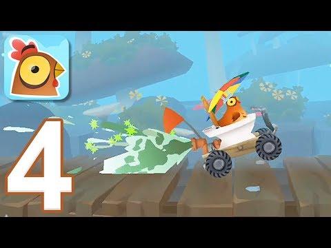 Animal Super Squad - Gameplay Walkthrough Part 4 - Adventure (iOS, Android)