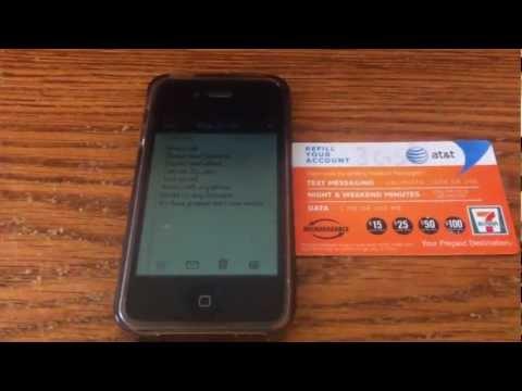iphone 4 prepaid data package