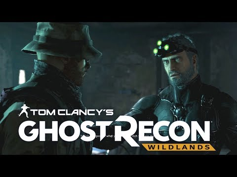 Father & Son TEAM UP with SAM FISHER from SPLINTER CELL - Ghost Recon Wildlands Multiplayer Co-op