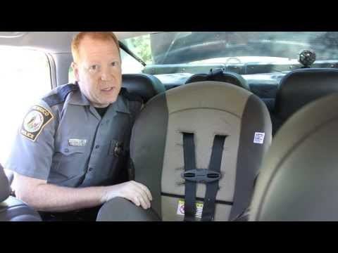Henrico Police discuss child safety seats