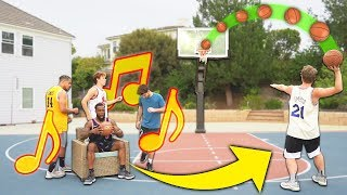 2HYPE BASKETBALL MUSICAL CHAIRS!
