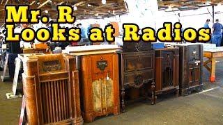 Mr. R Looks at Radios