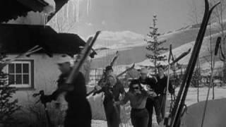 Glenn Miller - It Happened in Sun Valley - Sun Valley Serenade (1941) HQ