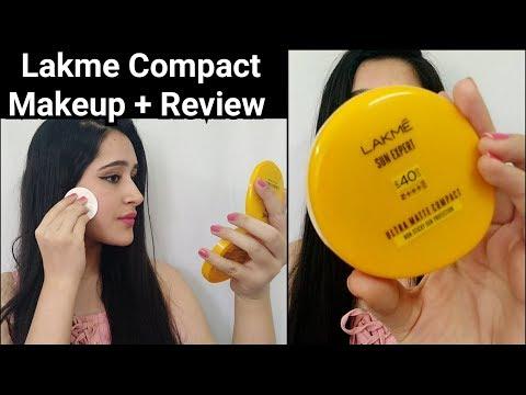 LAKME SUN EXPERT COMPACT MAKEUP - SUNSCREEN COMPACT