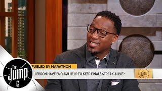 Tracy McGrady: Cavs-Pacers is LeBron James